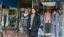 Textilhaus Wahl vertraut auf Stammkunden: Wir kennen ihre Größen auswendig