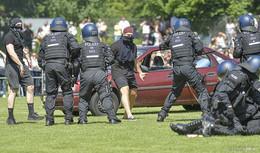 Haushalt 2020: Innenminister Peter Beuth stellt Sicherheitspaket III vor