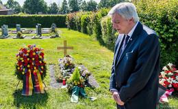 MP Volker Bouffier: Dr. Walter Lübcke stand für Haltung und Respekt