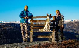 Florian Sandfort (28): Mit Freundin und 34 Hunden auf der Sirdal Husky Farm