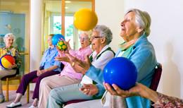 Hohe Impfquote in den Altenpflegeheimen ermöglicht wieder mehr Normalität