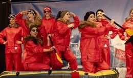 Galafremdensitzung des Harmerzer-Carneval-Club im Vereinszentrum