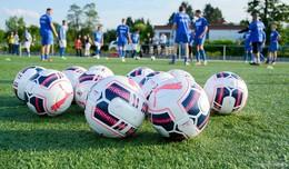 Erlebnis-Fußball-Schule beim SV Alania Sannerz zu Gast