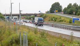 A66-Tunnel nach Vollsperrung wieder frei - vermutlich technischer Defekt