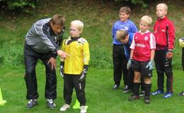 Rotenburger Fußballcamp: Heutzutage wäre dieses Projekt fast unmöglich