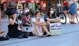 Fridays for Future geht auf die Straßen: Für Klima und Gerechtigkeit