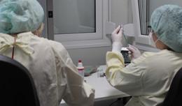 Besuch im Impfzentrum: Mehr als 1.000 Impfungen am Tag sind möglich