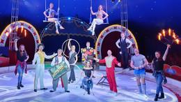 Manege frei: Virtueller Home-Circus direkt ins heimische Wohnzimmer!