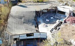 Marodes Hallenbad wird nach über einem Jahrzehnt endlich abgerissen