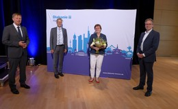 Dekanin Dr. Dorette Seibert in Aufsichtsrat der Diakonie Hessen gewählt