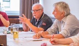 Richard Meng empfiehlt Führung und Richtung für künftige Volkspartei SPD