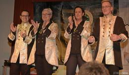 Fürstinnen-Duo Tatjana und Evelyn regieren im Hohen Norden