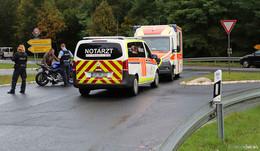 16-Jährige fährt auf Auto auf: Glücklicherweise nur leichte Verletzungen