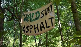 Farb-Angriff auf Grünen-Zentrale: Bekenner-Video auf Twitter