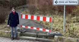 SPD: Es geht voran mit den Reparaturarbeiten an den Verbindungswegen