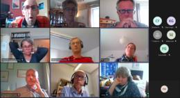 Breite Themenvielfalt bei Beiratssitzung der Menschen mit Behinderung