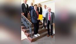 Hessischer Präventionspreis für Schule machen ohne Gewalt (SMOG) e.V.