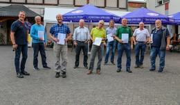 Sportkreis Fulda-Hünfeld: Vereine freuen sich über Förderung von 10.500 Euro