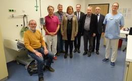 Krankenhaus Eichhof: Vorteile für Patienten und Personal dank kürzerer Wege