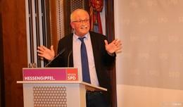 Europa-Resolution beim Hessengipfel - Hubertus Heil erklärt Respekt-Rente