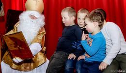 Der Nikolaus macht Kinder glücklich: Gelungene Aktion im Esperanto Fulda
