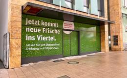 Riesengeheimnis um den neuen Tegut-Markt in der Bahnhofstraße