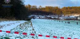 Weitere Fällarbeiten im Dannenröder Forst: Polizei im Einsatz