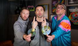 Ab Freitag im Podcast bei FFH: Bülents kronke Welt der Musik