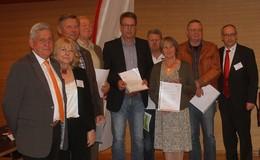 Acht Vereine erhalten Fördermittel für Bauvorhaben und langlebige Sportgeräte