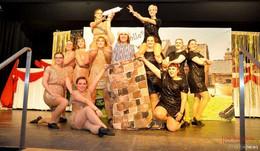 Lustige Sketche und flotte Tänze: Büchenberg tobt!