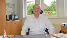 Dr. Olaf Dahlmann will zweite Amtszeit- Bürgermeisterwahl im November