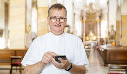 Impulse von Stadtpfarrer Stefan Buß: Silvester