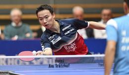 Schon wieder Wang Xi: Ex-Maberzeller erneut Matchwinner