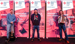 Deutsches Rotes Kreuz (DRK) in Fulda dankt allen in Haupt- und Ehrenamt