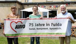 Sozial. Kompetent. Dynamisch: 75 Jahre AWO-Kreisverband
