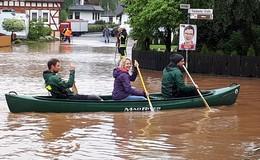 Hochwasser in Osthessen: Dritte Fotoserie - 36 Leserbilder