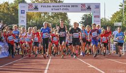 Die Kleinen ganz groß - Bilderserie (1) vom Mini-Marathon