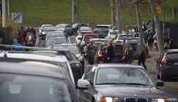 Streik der Busfahrer verschärft Verkehrswahnsinn an den Schulen