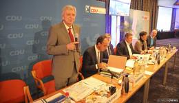 Künzeller Treffen der CDU-Spitzenpolitiker im Bäderpark-Hotel gestartet