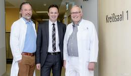 Doppelte Expertise: Frauenklinik am Herz-Jesu-Krankenhaus mit Kollegialsystem
