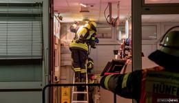 Nach Knall: Defekte Elektroverteilung verraucht Verkaufsraum