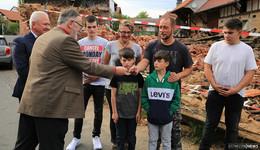 Großartige Spendenbereitschaft: Familie Keutterling plant Wiederaufbau