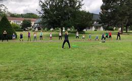 Erfolgreiches Ferienprogramm - fünf Tage Sport, Spaß und Spiel