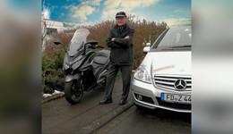 Mit 87 Jahren! Fahrlehrer Johann Zackl beendet seine Karriere