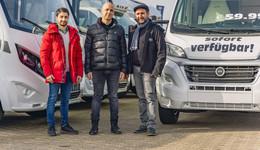 Wohnmobile statt Pkw: NVG-Peluso übernimmt Gelände von Opel Fahr