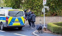 Polizeieinsatz in Engelhelms: 80-Jähriger bedroht Tochter mit Messer