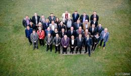Reifenwerk Fulda ehrt 36 langjährige Mitarbeiter auf Jubilarfeier