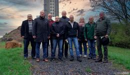 Der weiße Fleck ist endlich weg: Oberkalbach schaltet Mobilfunkmast frei