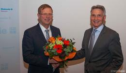 Pfarrer Carsten Tagneuer Vorstandsvorsitzender der Diakonie Hessen