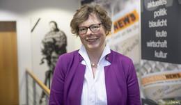 Bischöfin Dr. Beate Hofmann ist keine Frau für Schlagzeilen